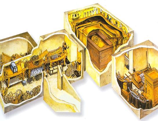 AntiquEgypt: King Tut's Tomb in 3-D