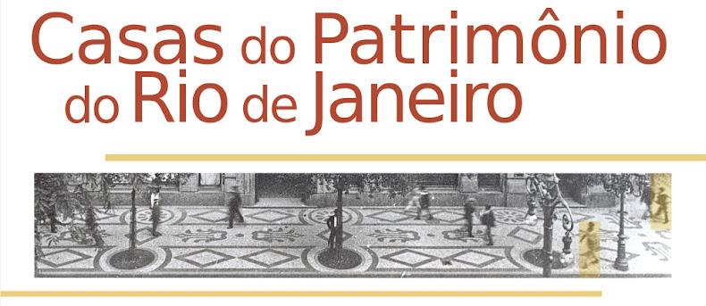 Casas do Patrimônio do Rio de Janeiro