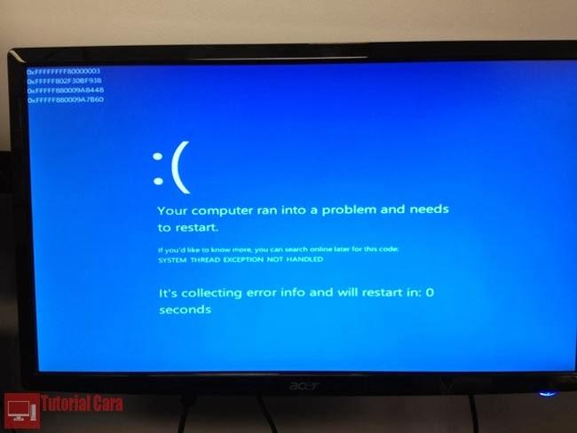 Tips Cara Mengatasi Windows yang Tidak Mau Booting - TutorialCaraKomputer.com