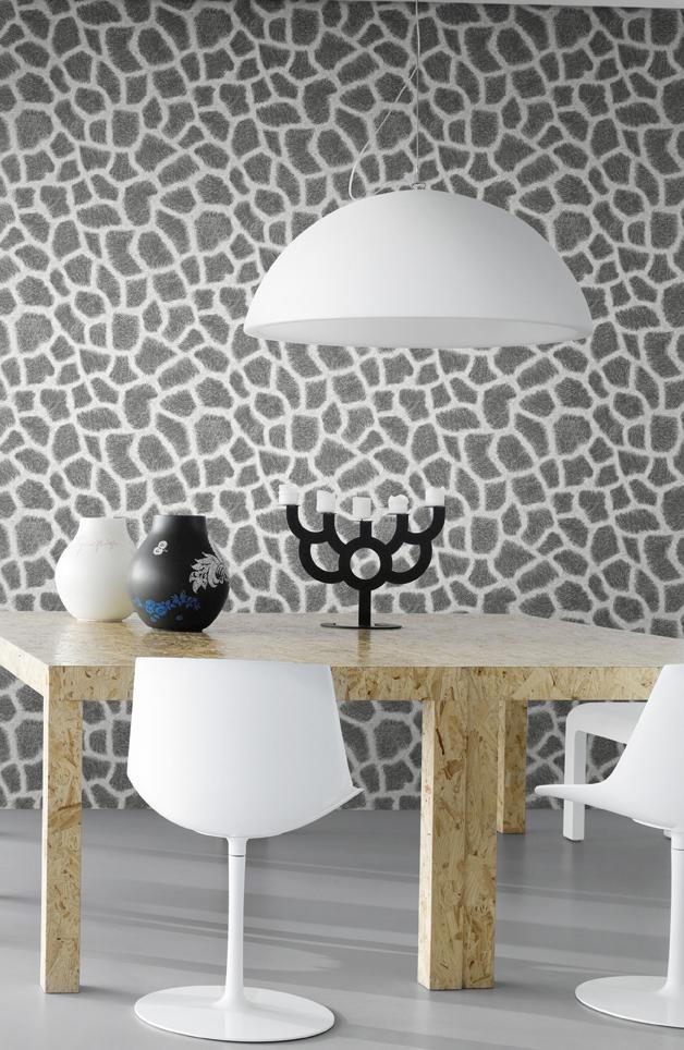 island of white le nouveaux papiers peint donnent le ton. Black Bedroom Furniture Sets. Home Design Ideas