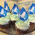 Baptism Cupcake Toppers ~ Free Printable