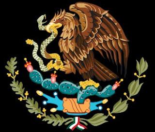 el escudo nacional de mexico se inspira de la leyenda fundadora del