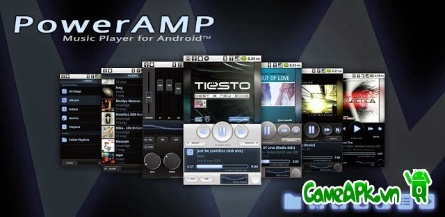 poweramp full version unlocker cho android
