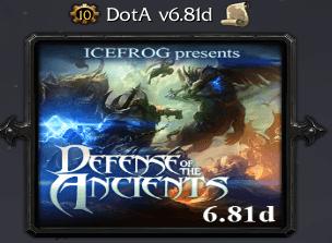 DotA 6.81d