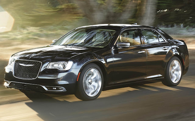 Novo Chrysler 300C 2015