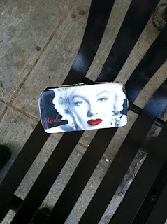 Just A Picture Of Marilyn Monroe