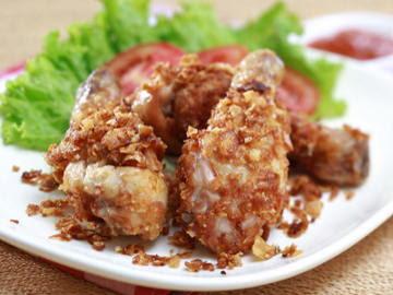 Ayam Goreng Jagung