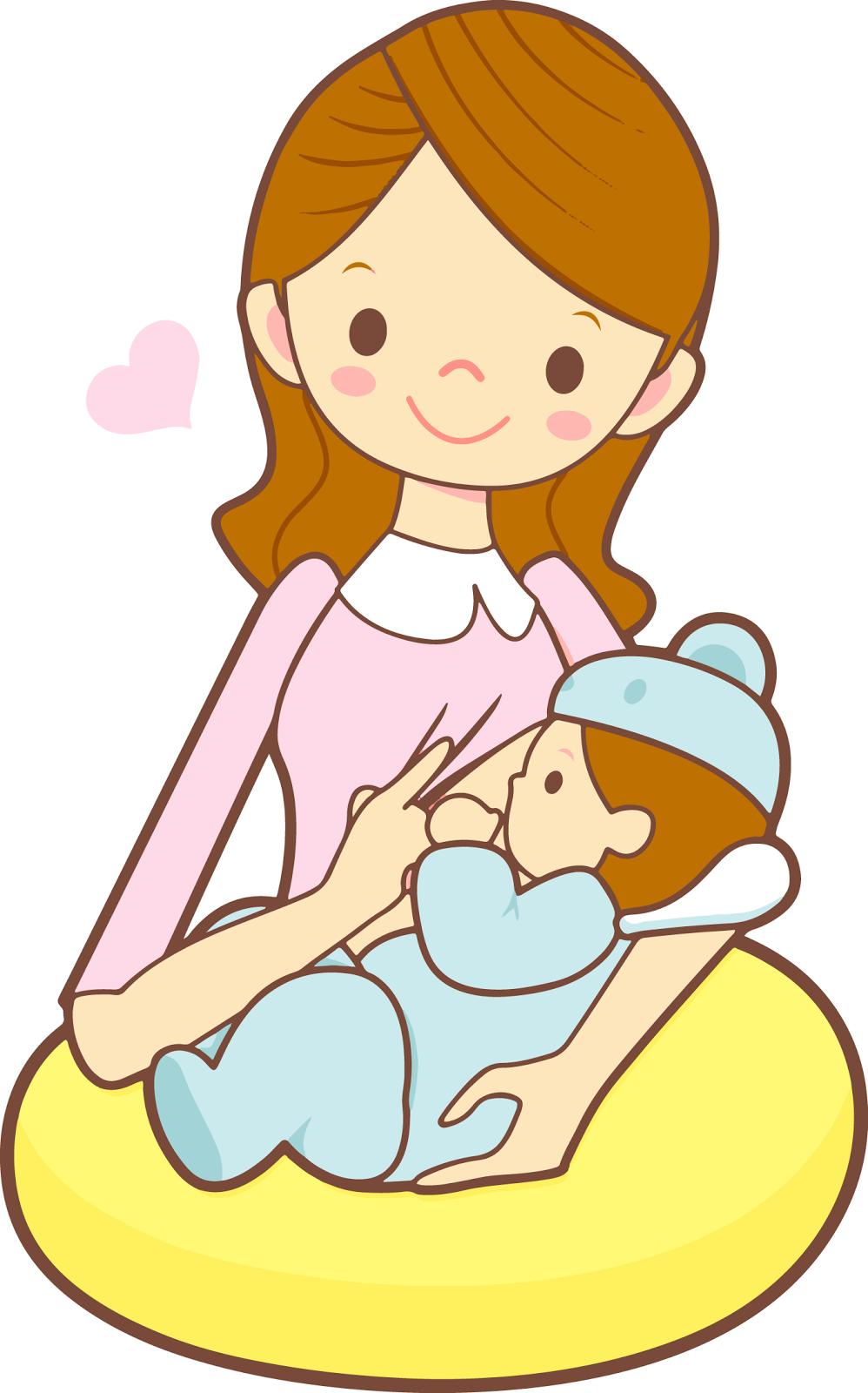 pasos de mamá