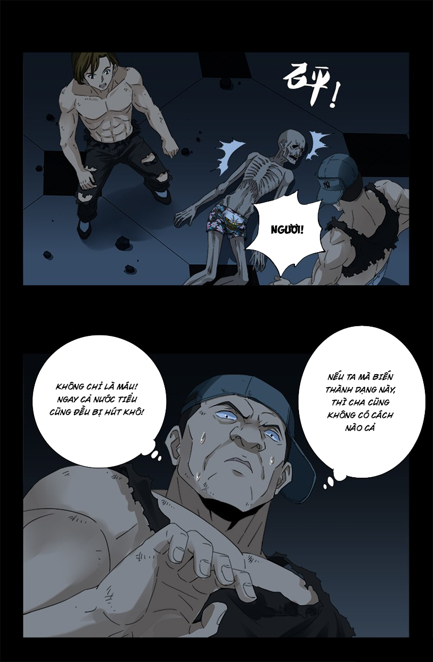 Huyết Ma Nhân Chap 300 - Trang 10