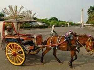 Transportasi Tradisional di Indonesia
