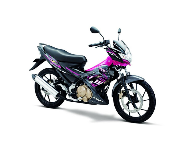 Pictures or images may Satria FU 150 SUZUKI MOTOR Newest can add to