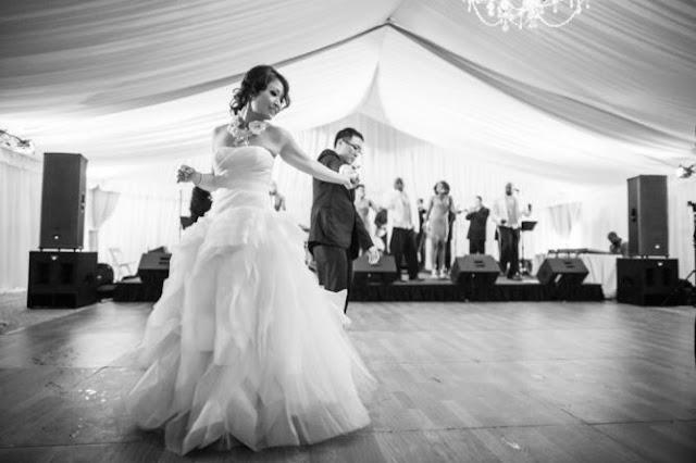 Real wedding in Charleston  |  Photo by Juliet Elizabeth Photography  |  ThinkSplendid.com