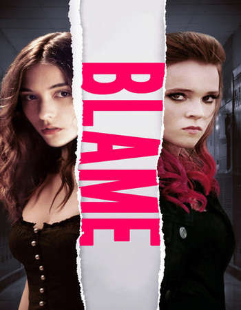 Poster Of Hollywood Film Watch Online Blame 2017 Full Movie Download Free Watch Online 300MB
