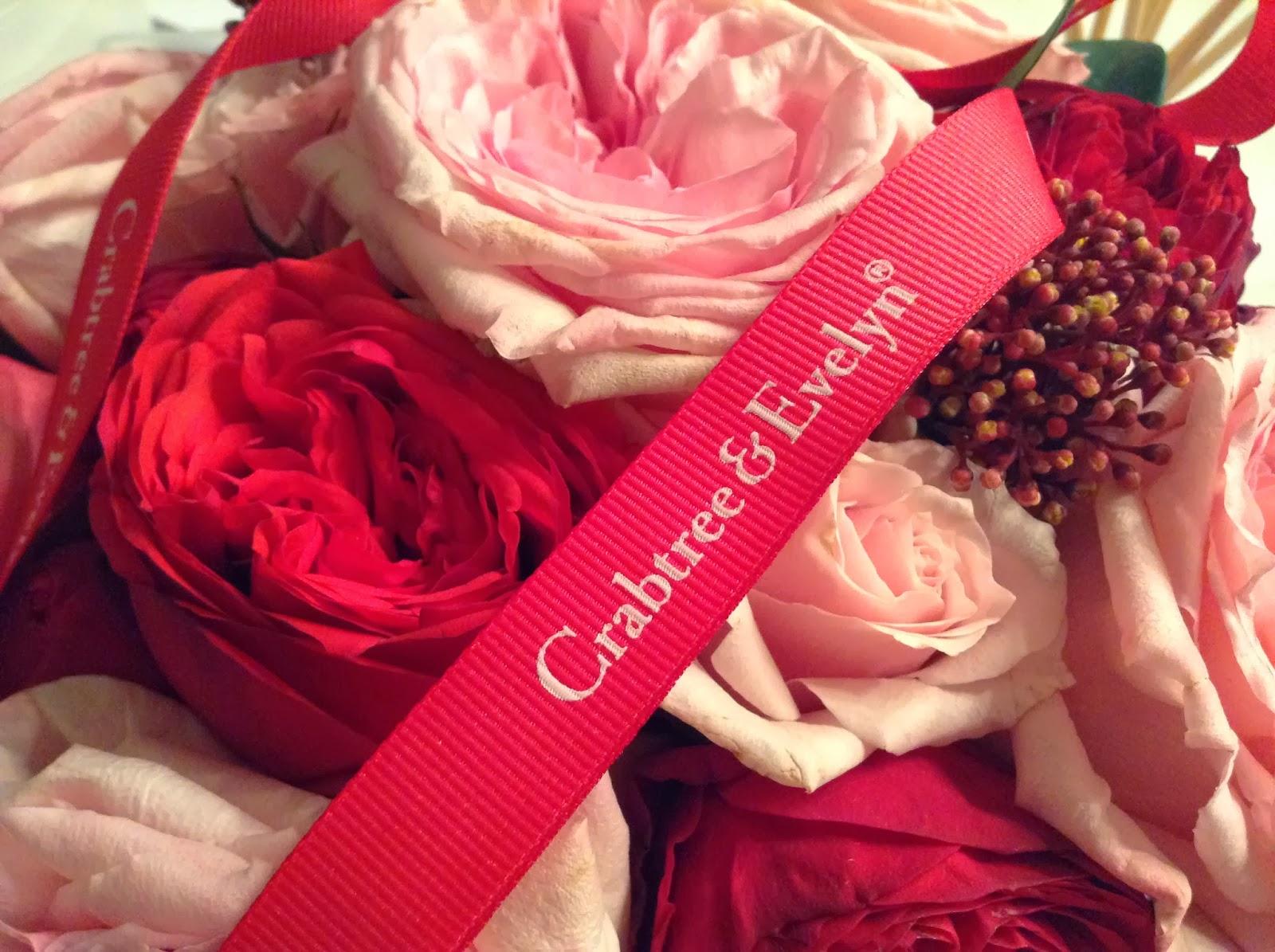 【新產品】Hand cream 品牌大突破*Crabtree & Evelyn 大馬士革玫瑰面部護膚系列 Damask Rose Skincare + 率先試用面膜後感