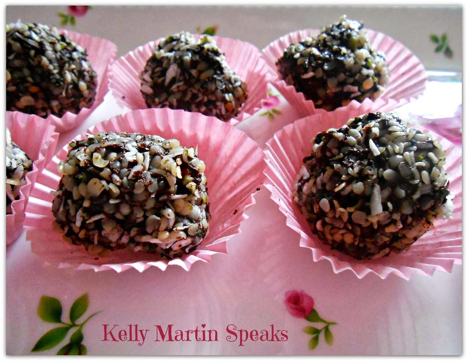 Hempseed Raw Chcolate Truffles