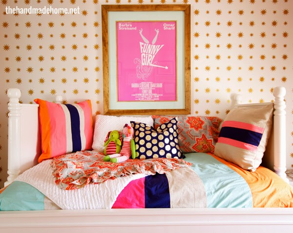 Color Combo} Navy, Pink and Orange | Little House of Four ...