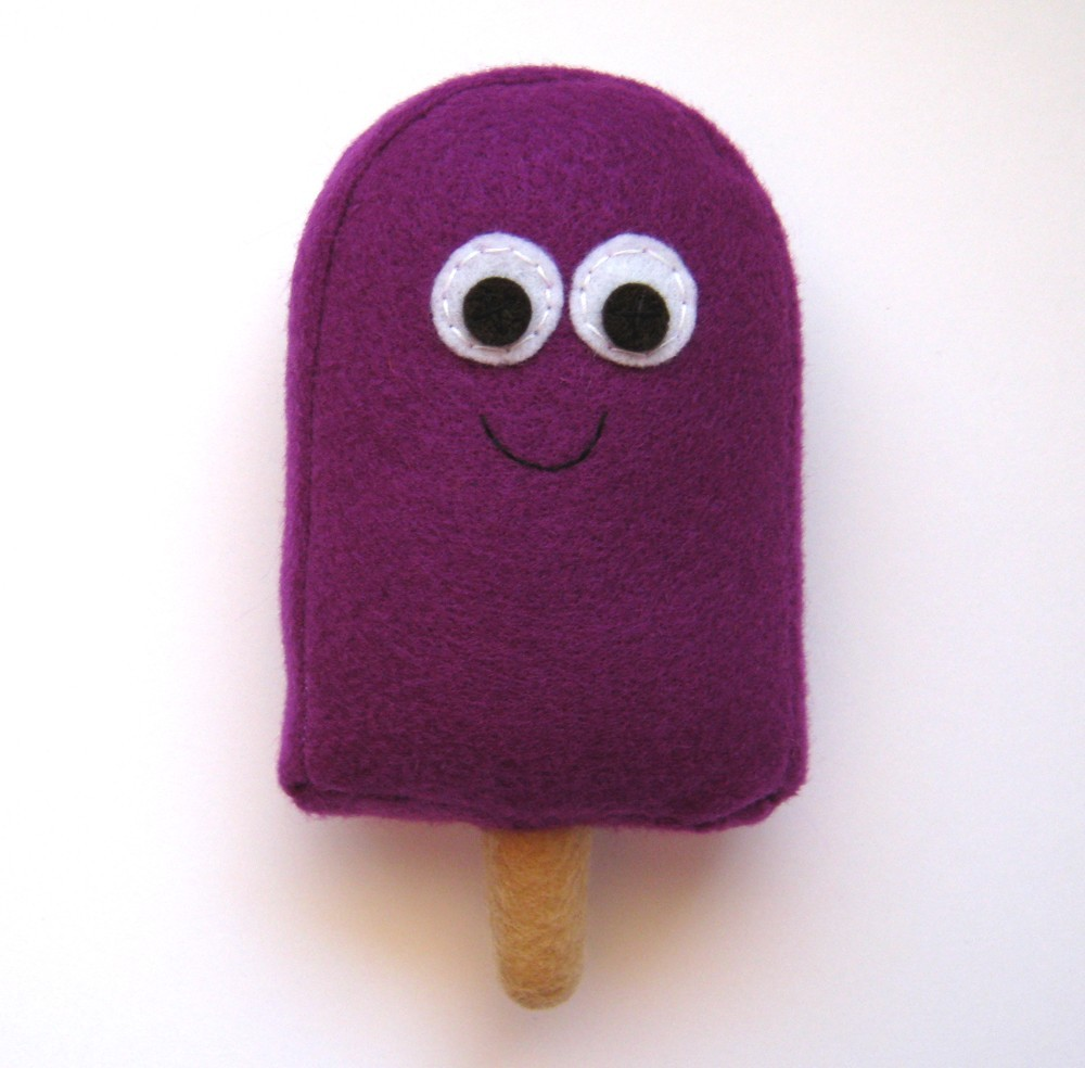 Miss Patti: National Grape Popsicle Day