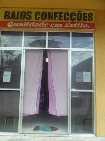 RAIOS CONFECÇÕES