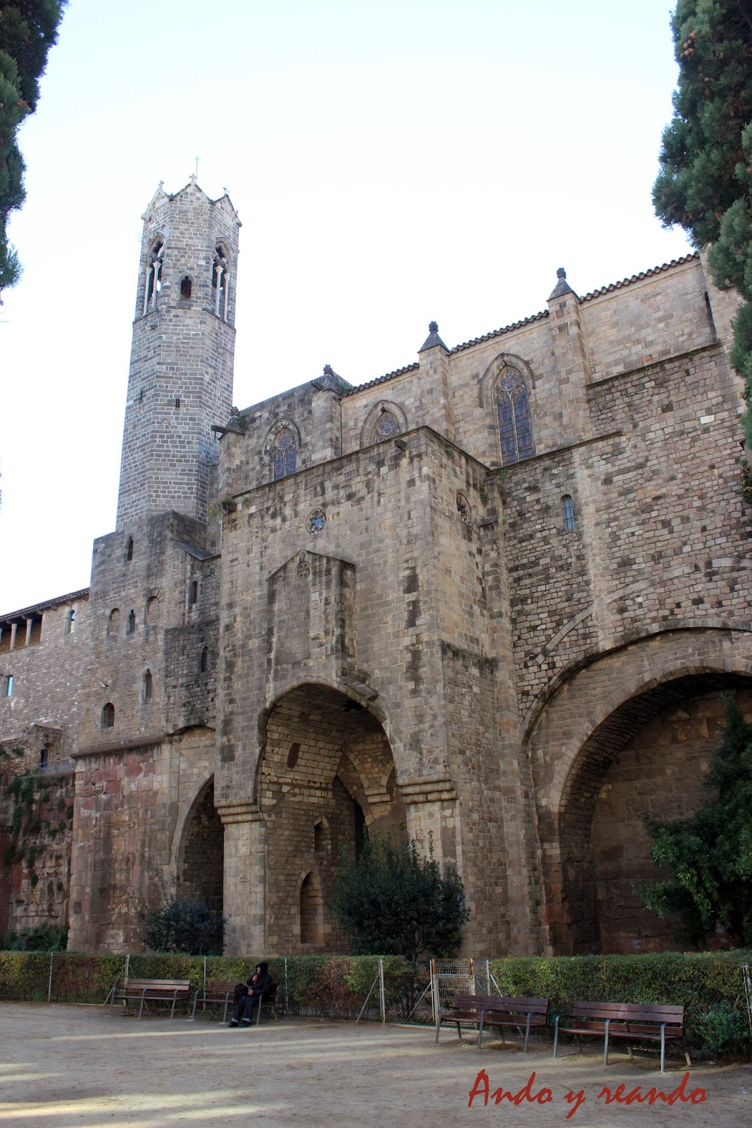 Murallas romanas de Barcelona