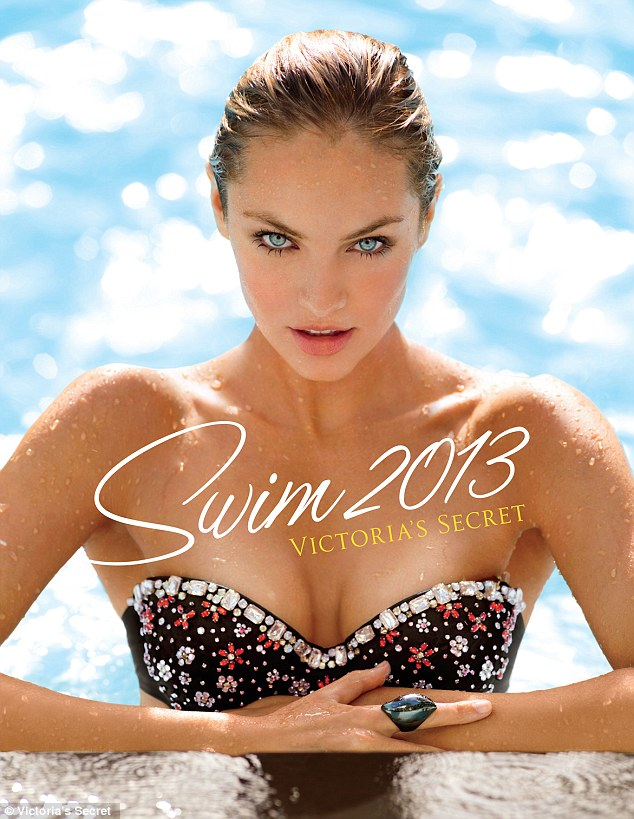 Candice Swanepoel Victoria's Secret Swim 2013