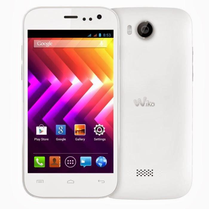 Smartphone Wiko Iggy Blanc - Wiko double SIM