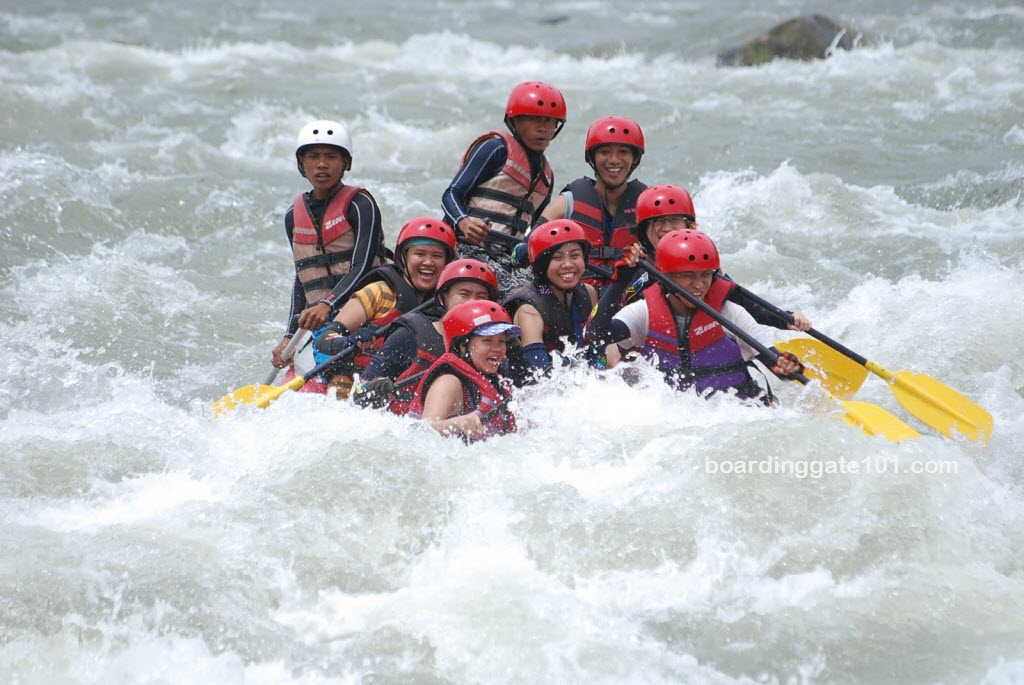 You May Request The Guides If Want More Challenging Rapids And Spills Or To Float Down River In Some Parts Of Course