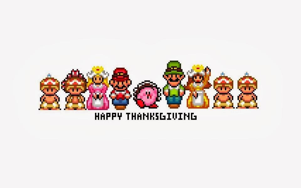 Happy Thanksgiving! Thanksgiving+2