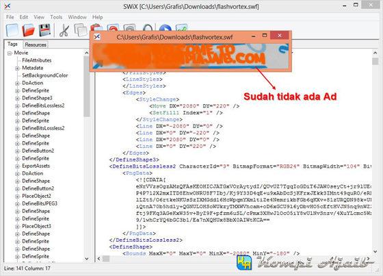 Menghilang Flashvortex.com Ad Pada Banner 4