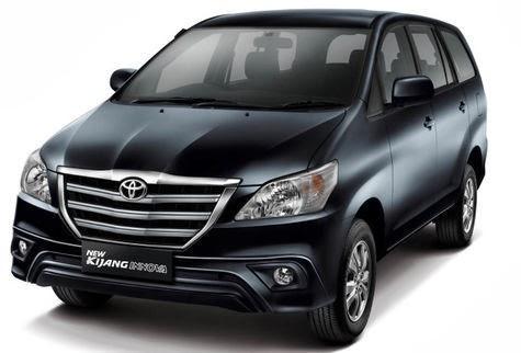 Mobil Toyota Kijang Innova memang sangat familiar dimana banyak sekali