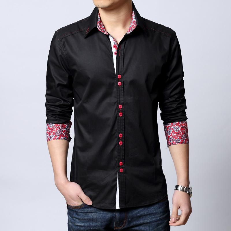 Mughni fashion shirts for boys for Good quality mens dress shirts