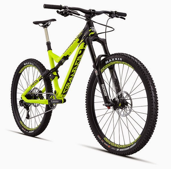 2015 Commencal Meta AM V4 Feature