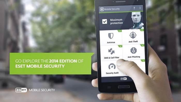 ESET Antivirus untuk Android Gratis & Terbaik