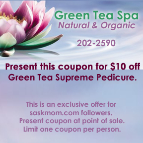 green tea spa exclusive offer