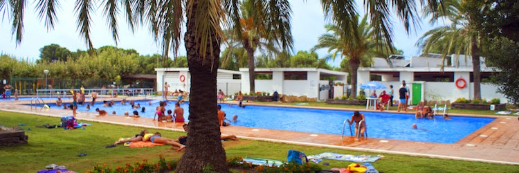 Piscina Camping La Corona - Camping Tarragona