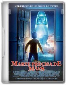 Marte Precisa de Mães   DVDRip AVI + RMVB Legendado