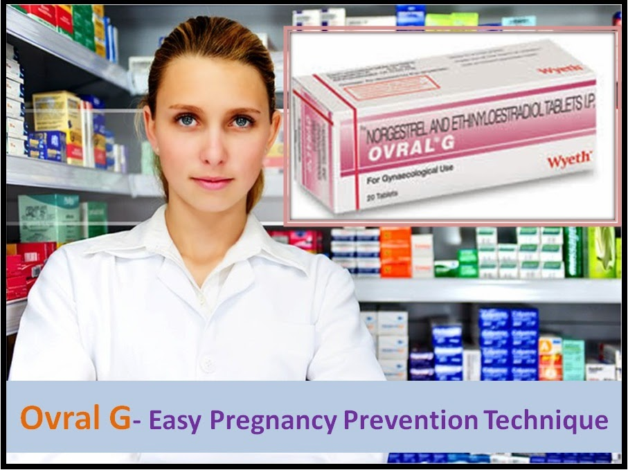 Ovral G- Contraceptive pill