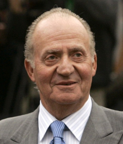 King Juan Carlos I Jaw