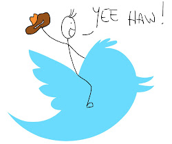 Follow Me On Twitter, Pilgrim!