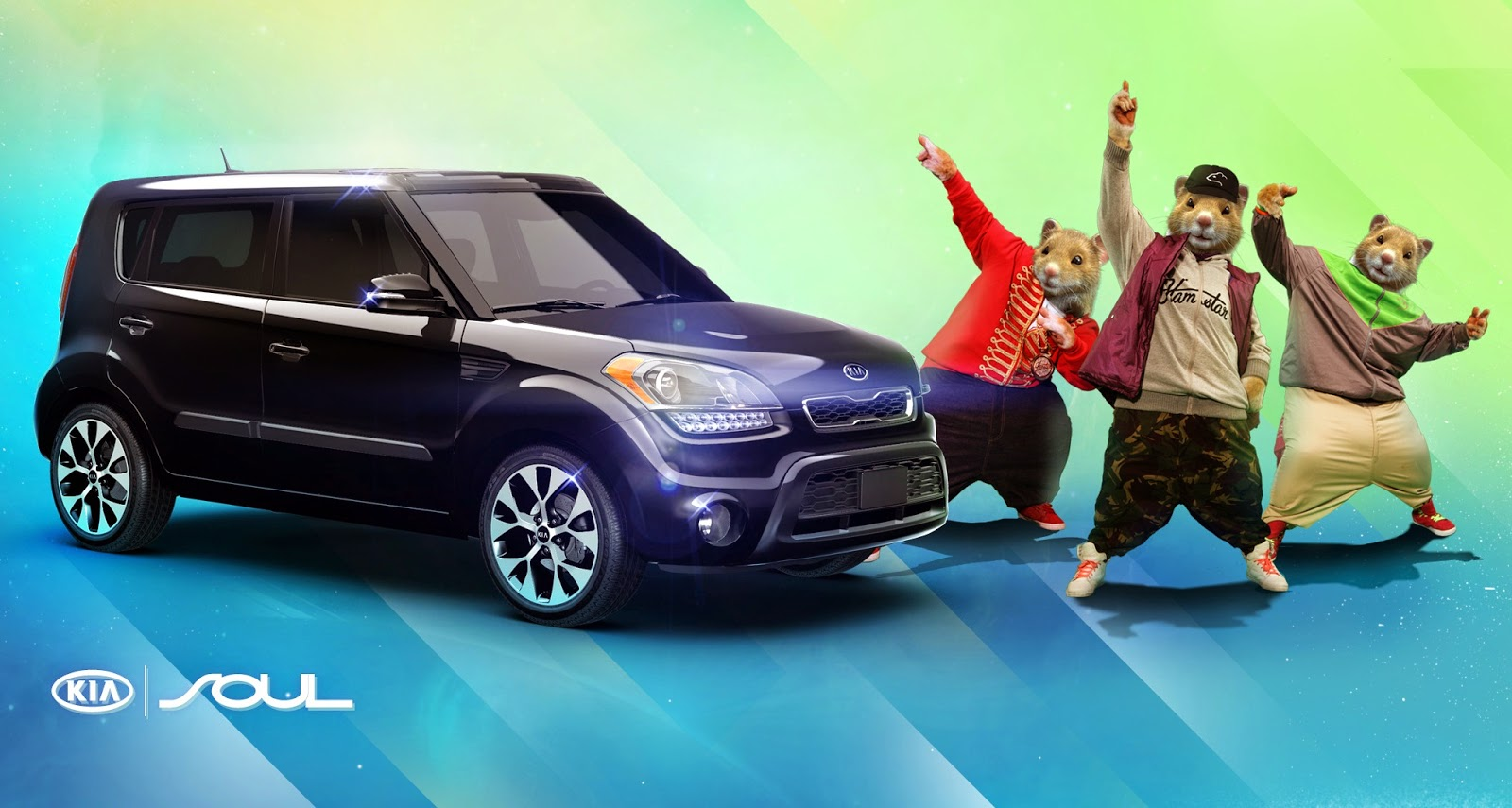 Marvelous The Kia Soul Hamster Commercials   A New World On Wheels. U003e