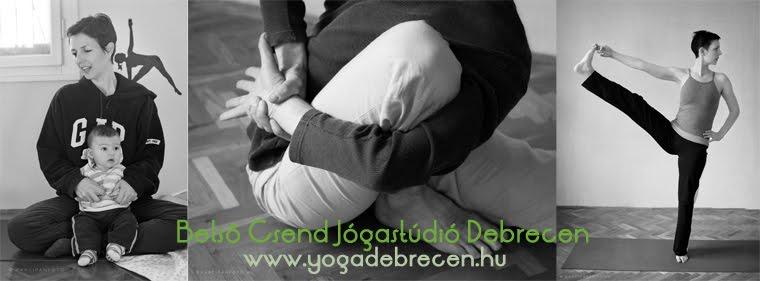 Jóga Debrecenben