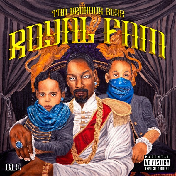 Tha Broadus Boyz - Royal Fam Cover