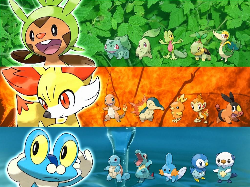 World Maximum©: Pokemon X&Y