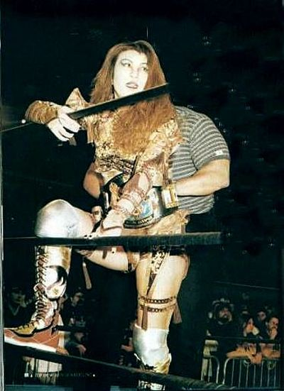 Akira Hokuto-female japanese wrestlers