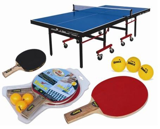 TTFI approved Inddor and Outdoor TT Tables