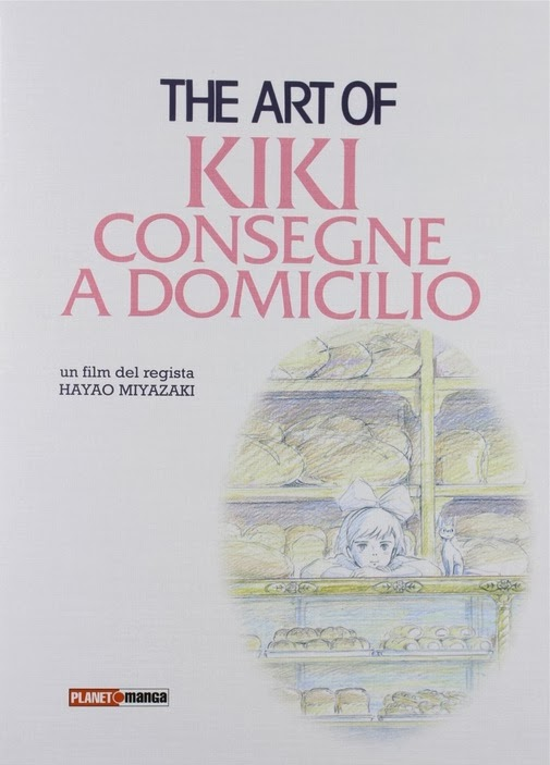 The Art of Kiki consegne a domicilio Panini