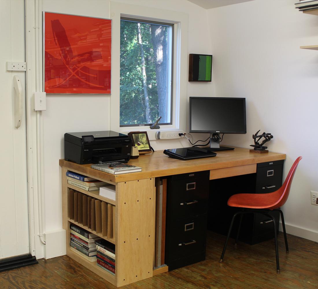 art studio desk desk design ideas