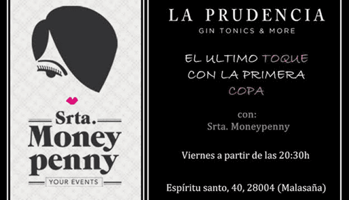 entrada a beauty party de srta money penny