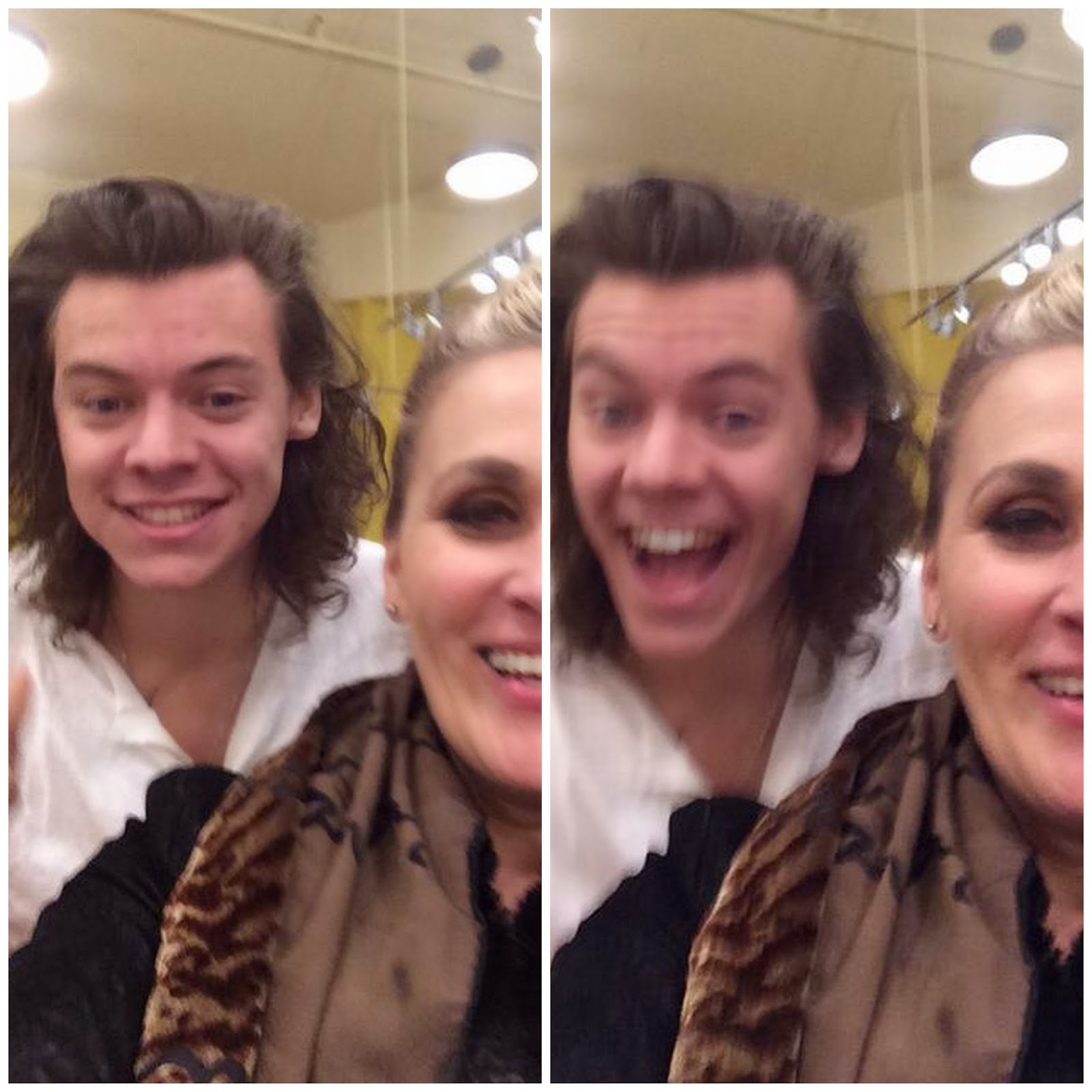 06.01.15, california, fans, harry styles, los angeles, one direction, usa