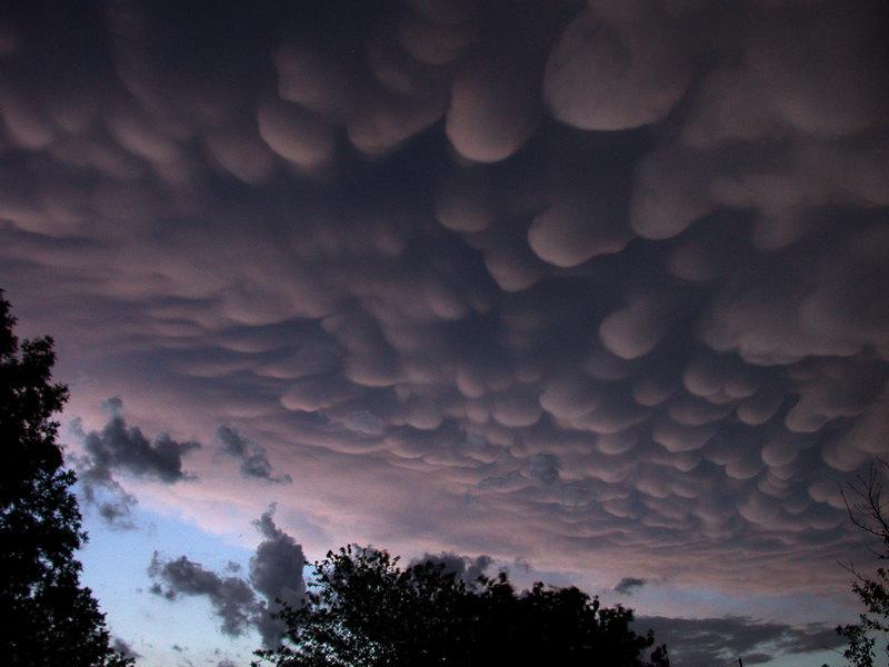 Странные облака