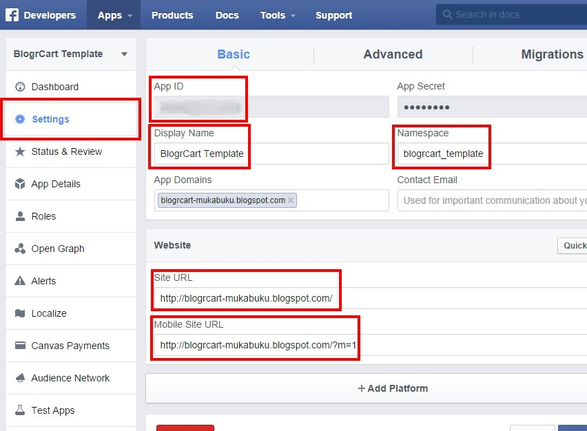 Create New Facebook App Id Get Fb Apps For Page Tutorial